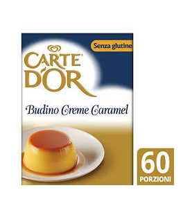 CREME CARAMEL CARTE D'OR