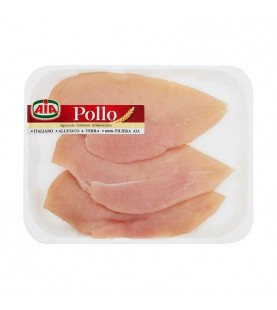 POLLO FILETTO FETTE...