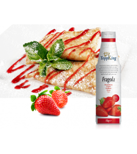TOPPING FRAGOLA KG 1 QUALITALY
