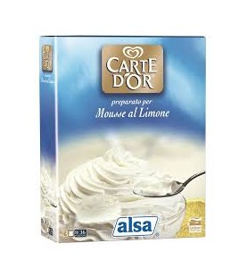 MOUSSE AL LIMONE CARTE D'OR