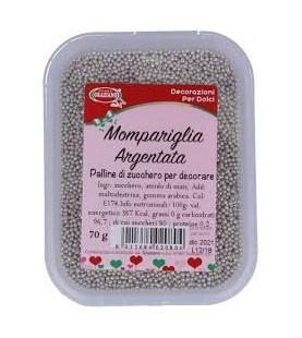 MOMPARAGLIA ARGENTATA GR 70