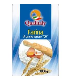 FARINA TIPO 00 KG 1 QUALITALY