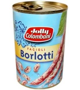 FAGIOLI BORLOTTI LATTA GR...