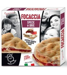 FOCACCIA SPECK-BRIE GR 330...