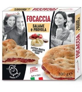 FOCACCIA SALAME-PROVOLA GR...