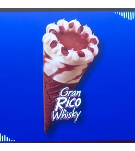 CORNETTO GRAN RICO WHISKY