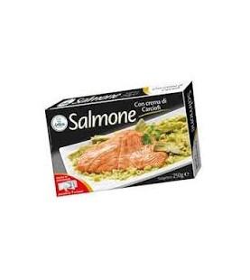 FILETTI SALMONE CARCIOFI GR...