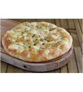 PIZZA BIANCA OLIO-ORIGANO...