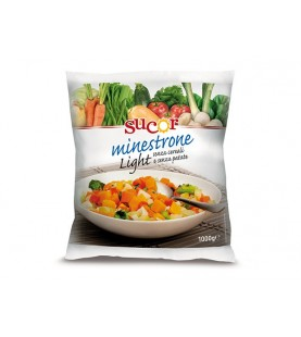 MINESTRONE LIGHT KG 1 SUCOR SG