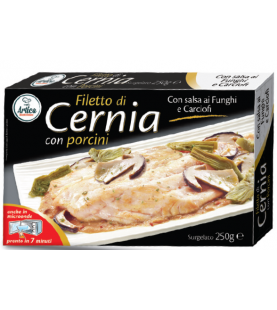 FILETTI CERNIA PORCINI GR...
