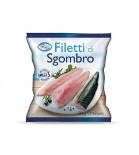 FILETTI SGOMBRO GR 500 SG
