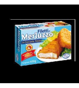 FILETTI MERLUZZO PANATO...