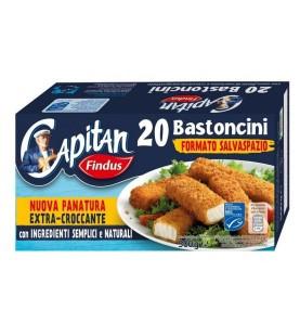 BASTONCINI MERLUZZO X20 GR...