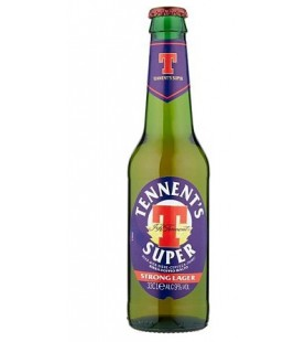 BIRRA TENNENT'S SUPER CL 33...