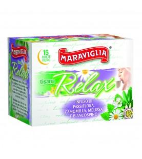 TISANA RELAX FT15 MARAVIGLIA