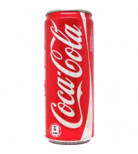 COCA COLA LATTINA CL 33 X24