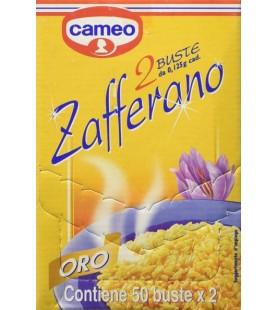 ZAFFERANO ORO BS2X1 CAMEO