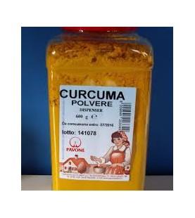 CURCUMA PET GR 600