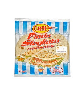 PIADINA SUPERSOTTILE GR 330...